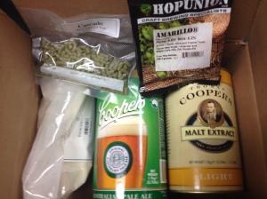 Recipe Ingredients - Fruit Salad Ale